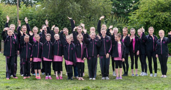 Henley Synchronised Swimming Club 2012