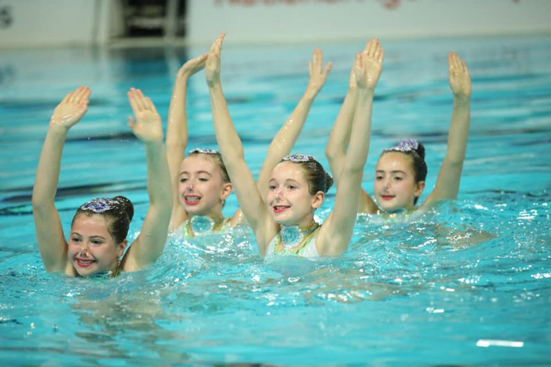 Synchro taster session 2 @ Henley Leisure Centre